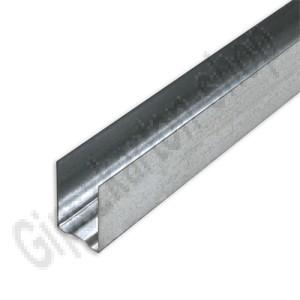 UD 30x3000-es gipszkarton szegélyprofil