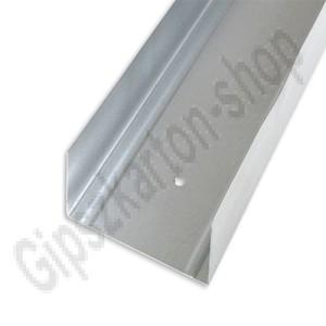 UW vízszintes válaszfal gipszkarton profil - Gipszkarton-shop ... c66a9257fd